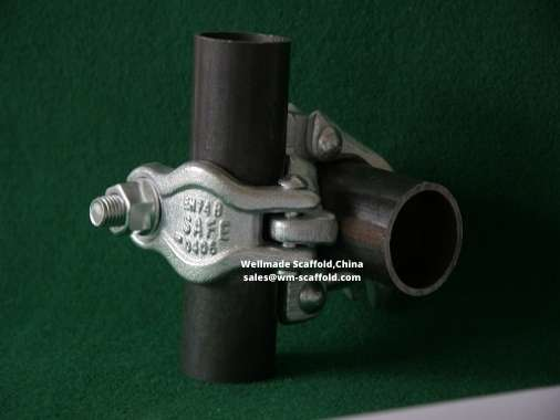 Forged USA Type I Bolt Scaffold Clamp 48mm