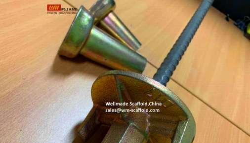 Formwork Tie Rod Cone Dywidag Wellmade China