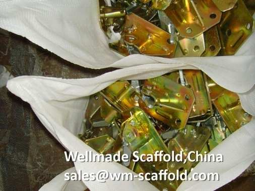 Formwork spring clip clamps 2