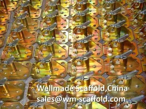 Formwork spring clip clamps 3