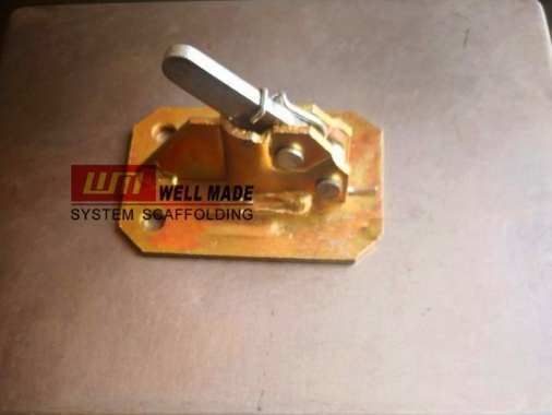 Formwork spring clip clamps