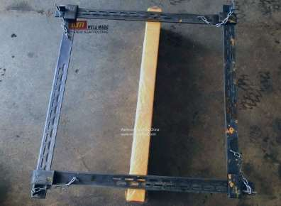 How to Use Adjustable Formwork Column Clamp 1