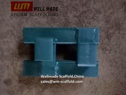 Kwikstage Steel Toe Board clip