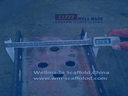 Peri Bridge Formwork Beams Main Steel Beam Channels