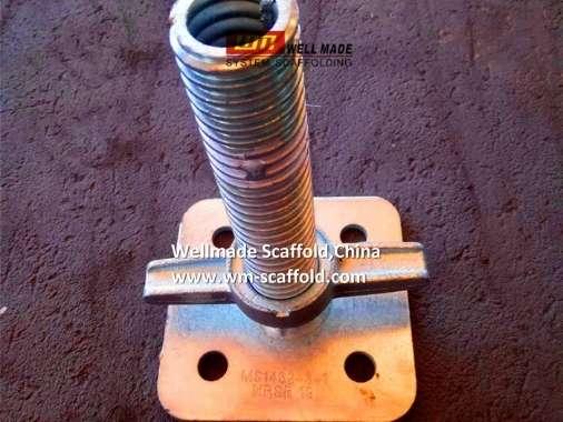 Scaffolding Leveling Jack Adjustable Level Feet