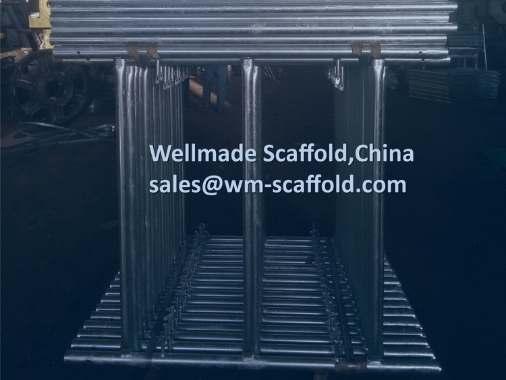 Shoring System Scaffold Hi Load Frames