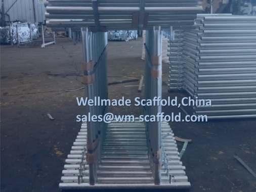Shoring system scaffolding