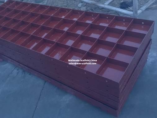 Steel Formwork Panels