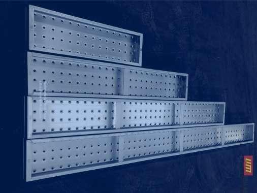 Steel Scaffold Planks