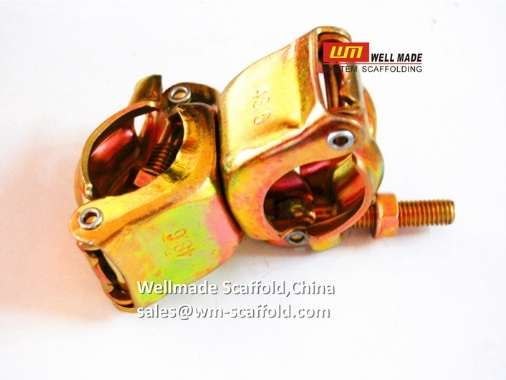 Japanese Standard Swivel Clamp Fixed Clamp Scaffolding