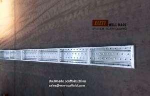 Pre-galvanized Scaffold Planks
