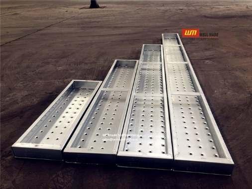 scaffold plank 63mm Steel Type