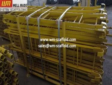 Quick stage scaffold Components SA Scaffolding Steel Ladder