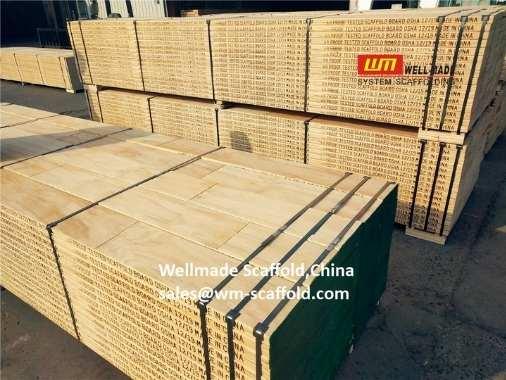Wood Scaffold Board Laminated