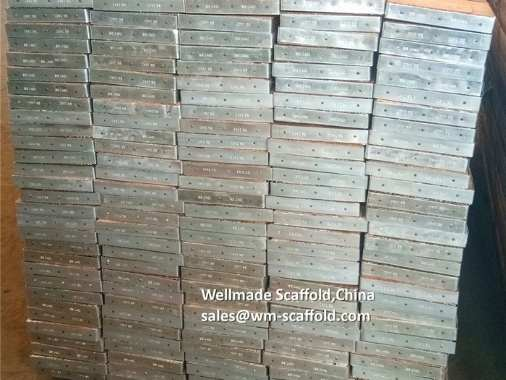 Wood Scaffold Boards BS2482 Solid Type