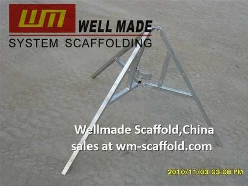 acrow props scaffold tripod