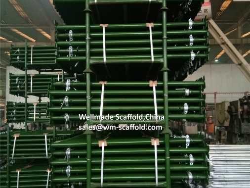 british type shoringn post shore prop - adjustable formwork props- steel scaffolding jacks