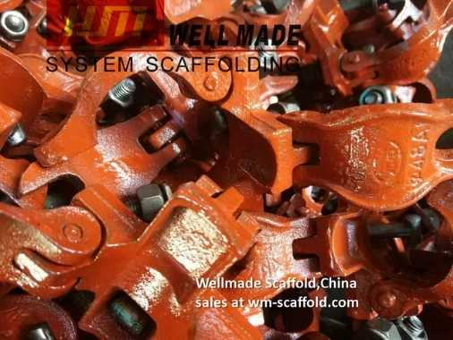 Casting Scaffolding Coupler Cheap Painting Scaffold Clamps Tube Fittings