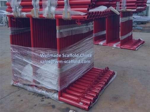 fast lock waco scaffolding hi load shoring frame