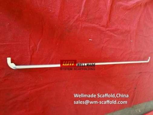 layher-frame-scaffolding-single-guard-rails-ledger-scaffolding-parts
