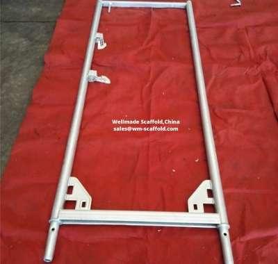 layher Scaffolding Speedy frame for facade scaffold system building