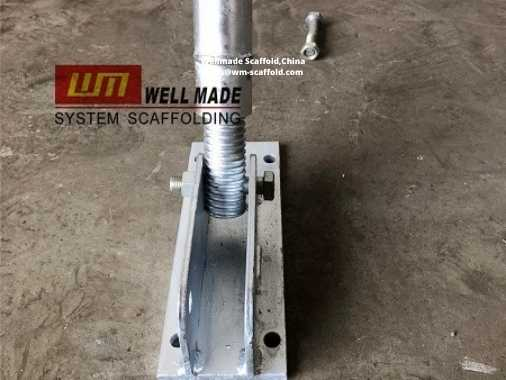 push pull prop wellmade for wall and column formwork support