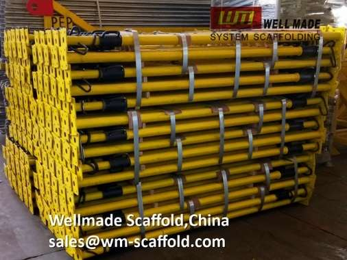 Shoring Jacks Acrow Props for Construction Shuttering Wellmade