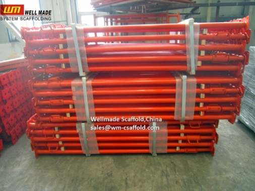shoring props for scaffolding shoring and formwork shuttering