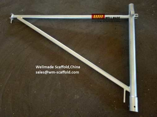 Crab 60 Shoring Scaffolding system triangle frame