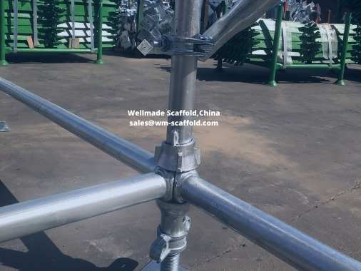 Modular Scaffolding System
