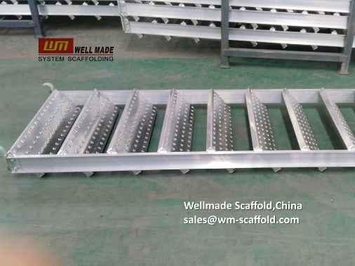 cuplock scaffold aluminium stairs