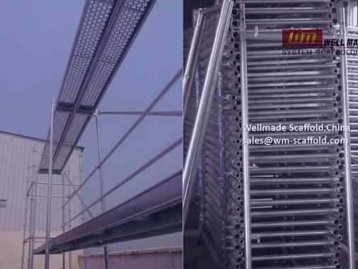 plattac scaffolding frames wellmade