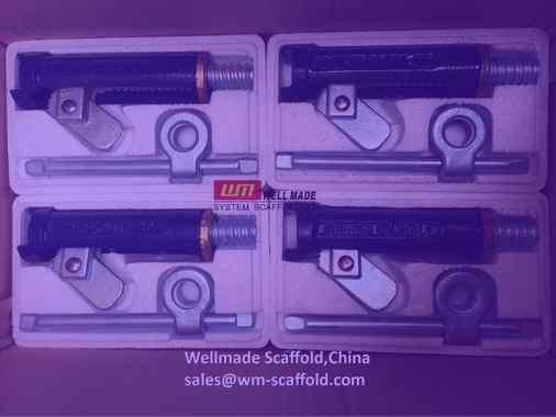Formwork Wedge Lock Clamp Tensioner Tools
